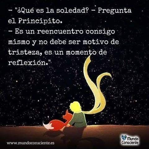 Pin By Mary Del On Frases Poesías Y Versos The Little Prince Lovely Quote Positive Thoughts