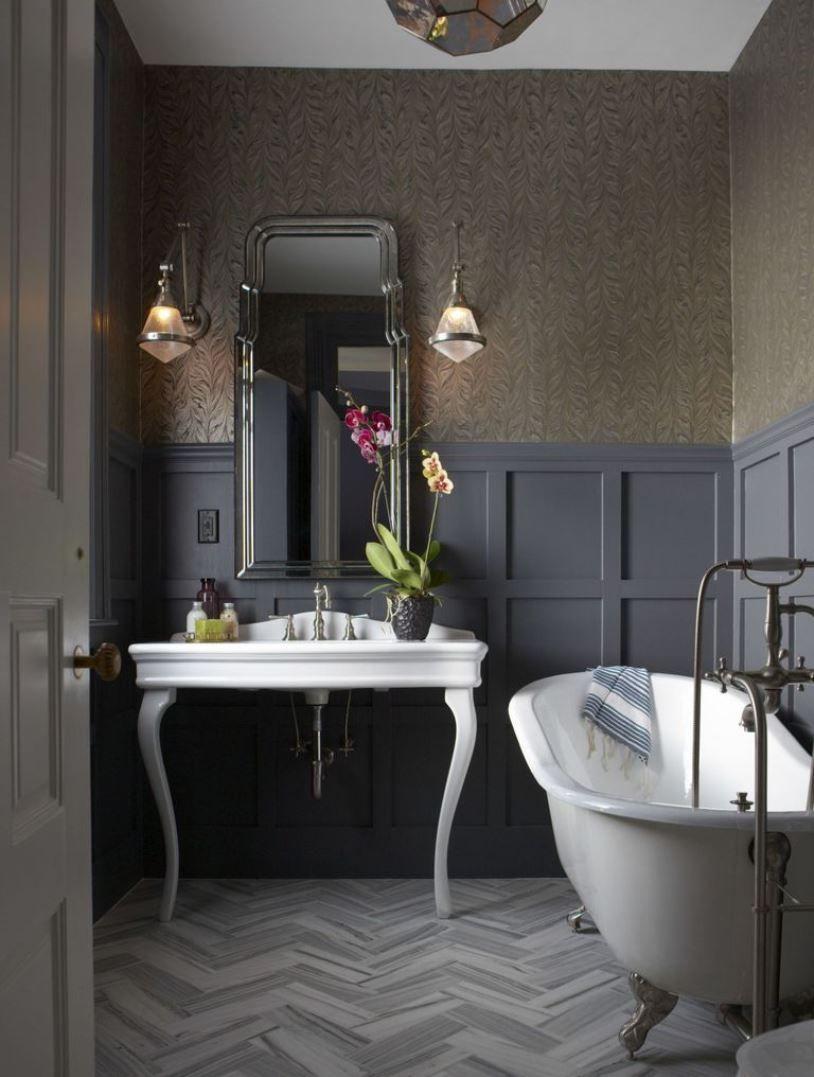 25 красивых фото идей интерьера для ванных комнат ...