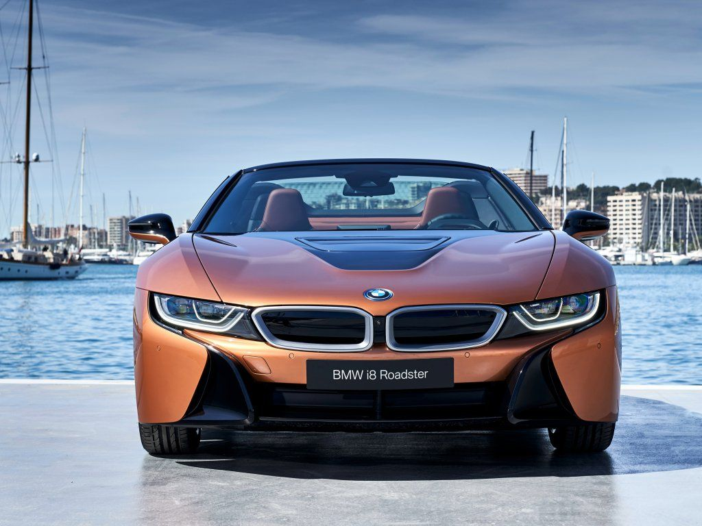 2018 Bmw I8 Roadster At Port Wallpaper Cars Wallpapers