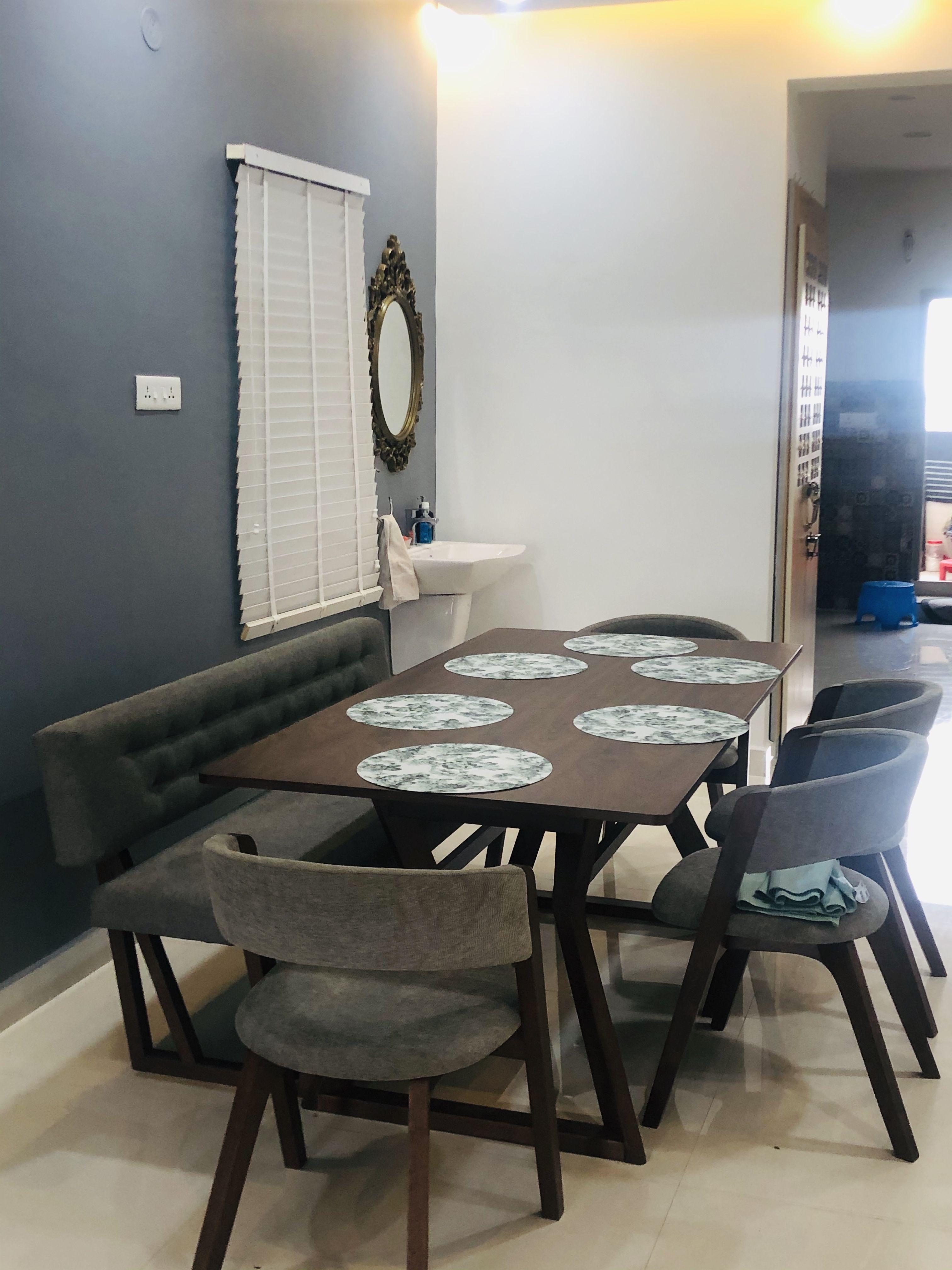 #diningroom #beforeandafter #diningroomtable