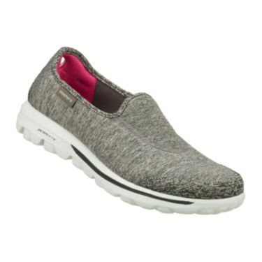 Skechers Go Walk Lead Slip On Shoes Jcpenney Slip On Shoes
