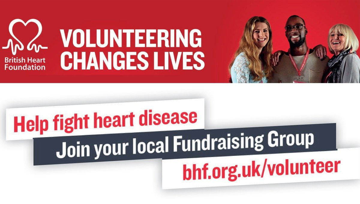 British heart foundation calling on people of bedfordshire