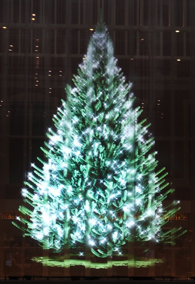 Holographic Christmas Tree.Holographic Christmas Trees Indoor Outdoor Christmas