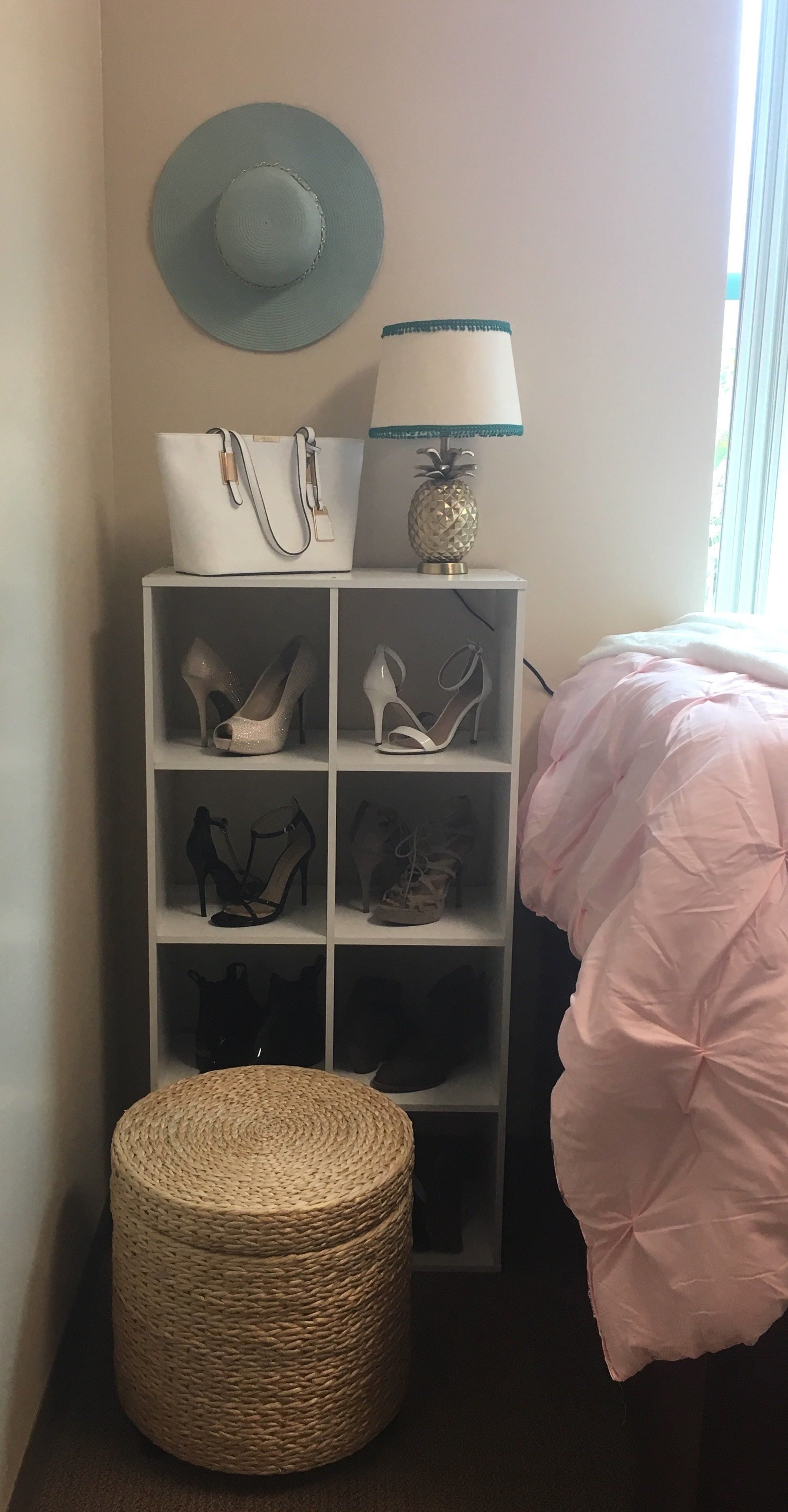 Dorm Room Furniture: This Neptune Resident Brought Her Own Furniture Piece To