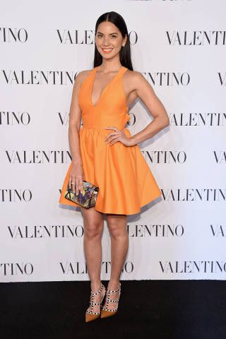 Fashion's Best at Valentino's Sala Bianca 945 Event - Red Carpet Style - Elle