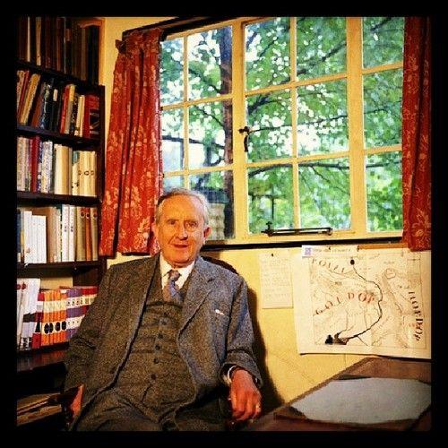 Tolkien 122 yaşında! #tolkien #birthday