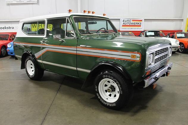 AutoTrader Classics - 1980 International Harvester Scout