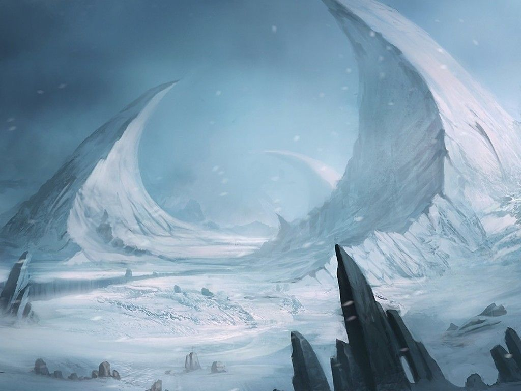 Winter Fantasy 15 Wide Hd Wallpapers Background Screen In Earth