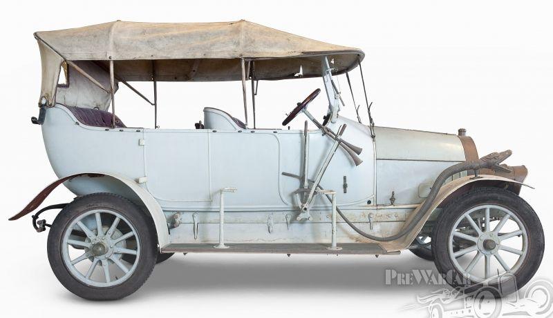 1910 Durkopp Durkopp Co Phaeton Drophead Saloon Veteran Car