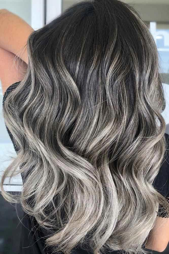 10 Cool Ideas of Coffee Brown Hair Color in 2020   Ash ...