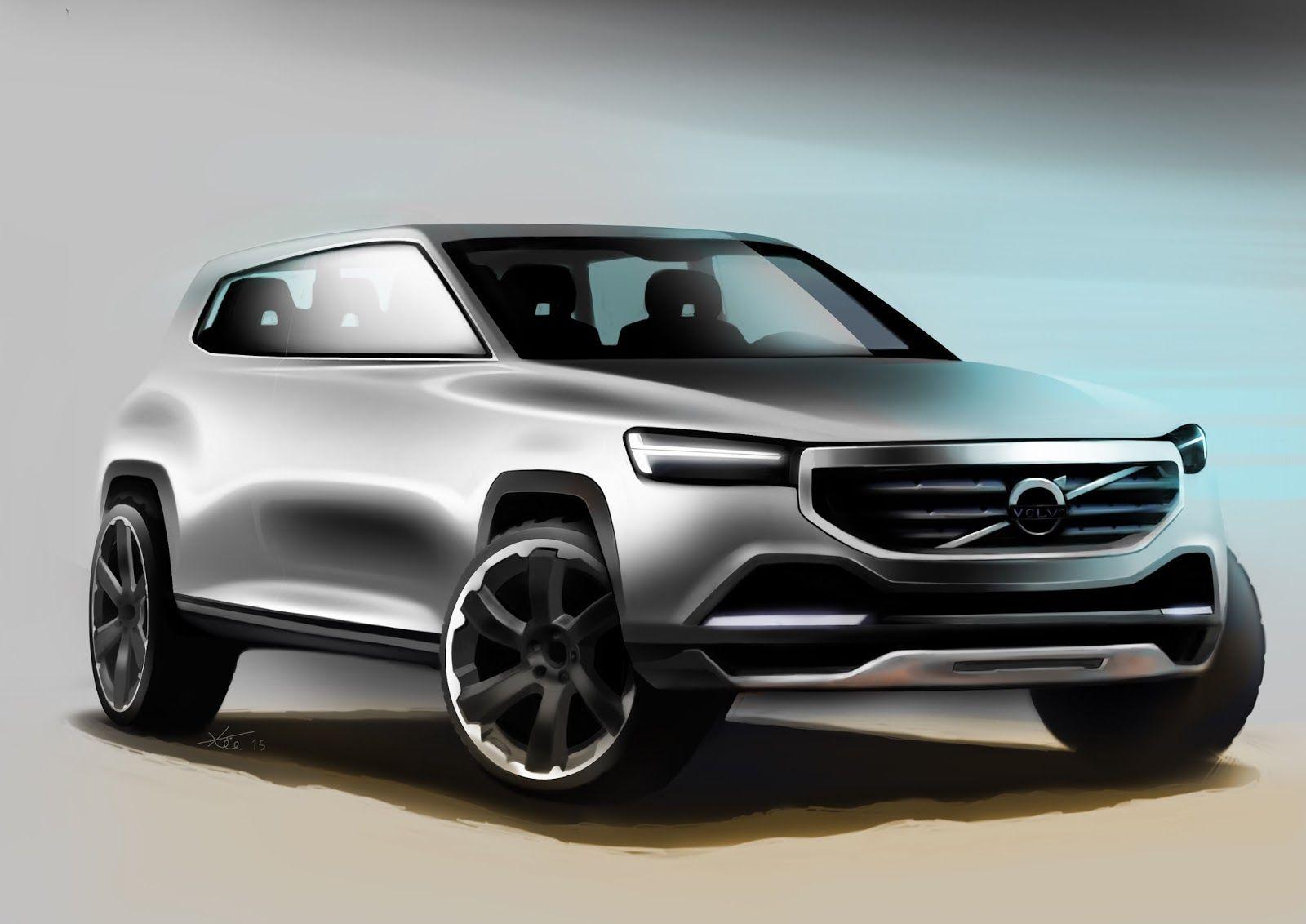Kee-N  Design: 2015 Volvo SUV