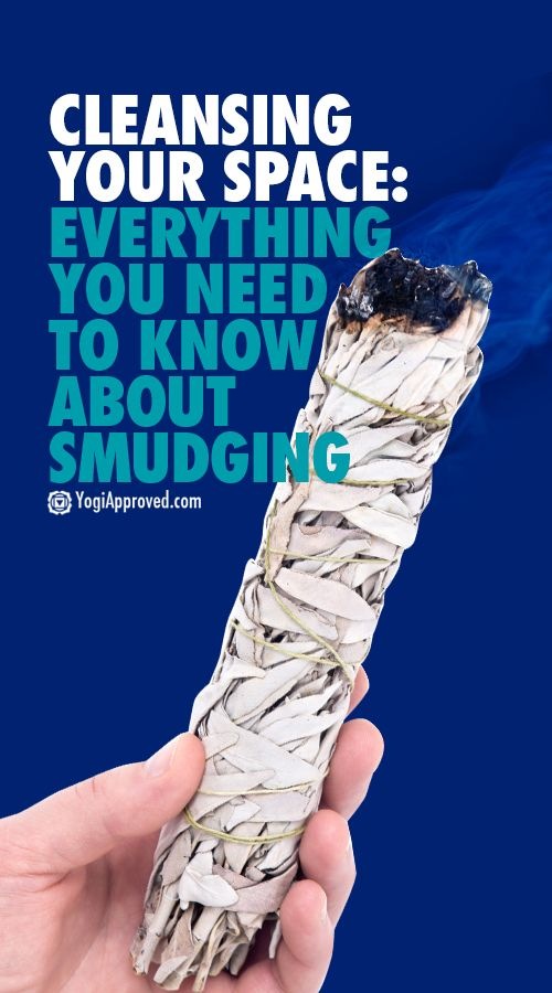 Cleansing Your Space: Everything You Need to Know About Smudging