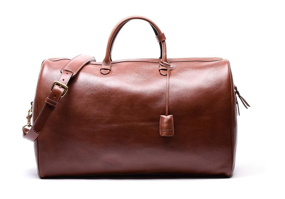 fe7a3f333362 No. 12 Weekender Bag in 2019   Weekend Bags   Bags, Leather, Leather ...