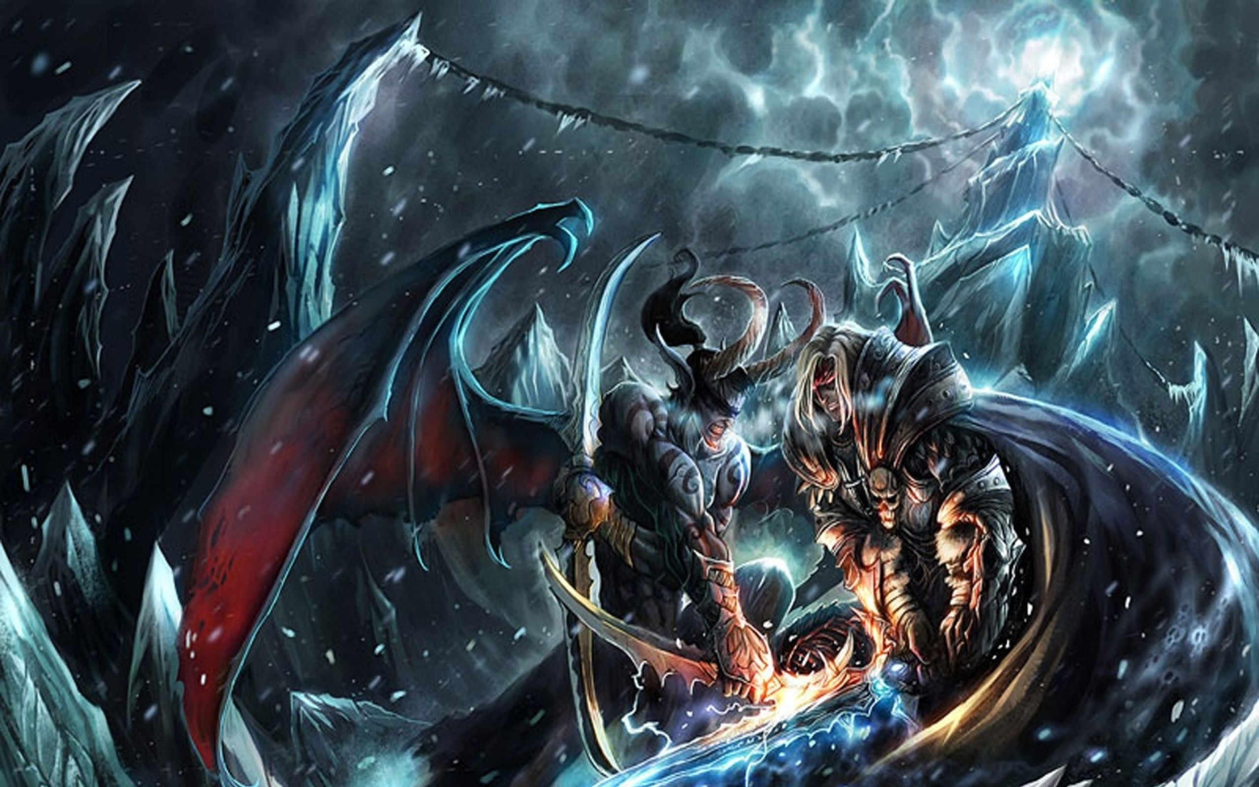 Download The Latest Warcraft 3 Frozen Throne Hd Wallpapers From