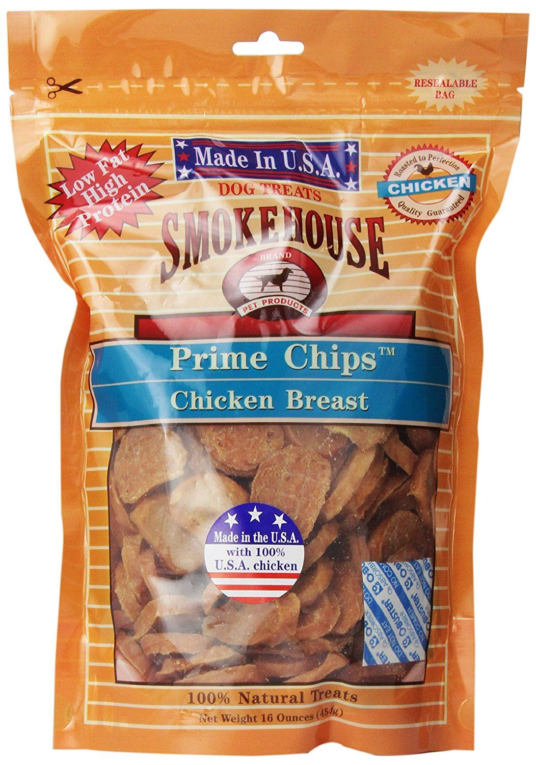 Smokehouse USA Prime Chicken Chips >>> Hurry! Check out