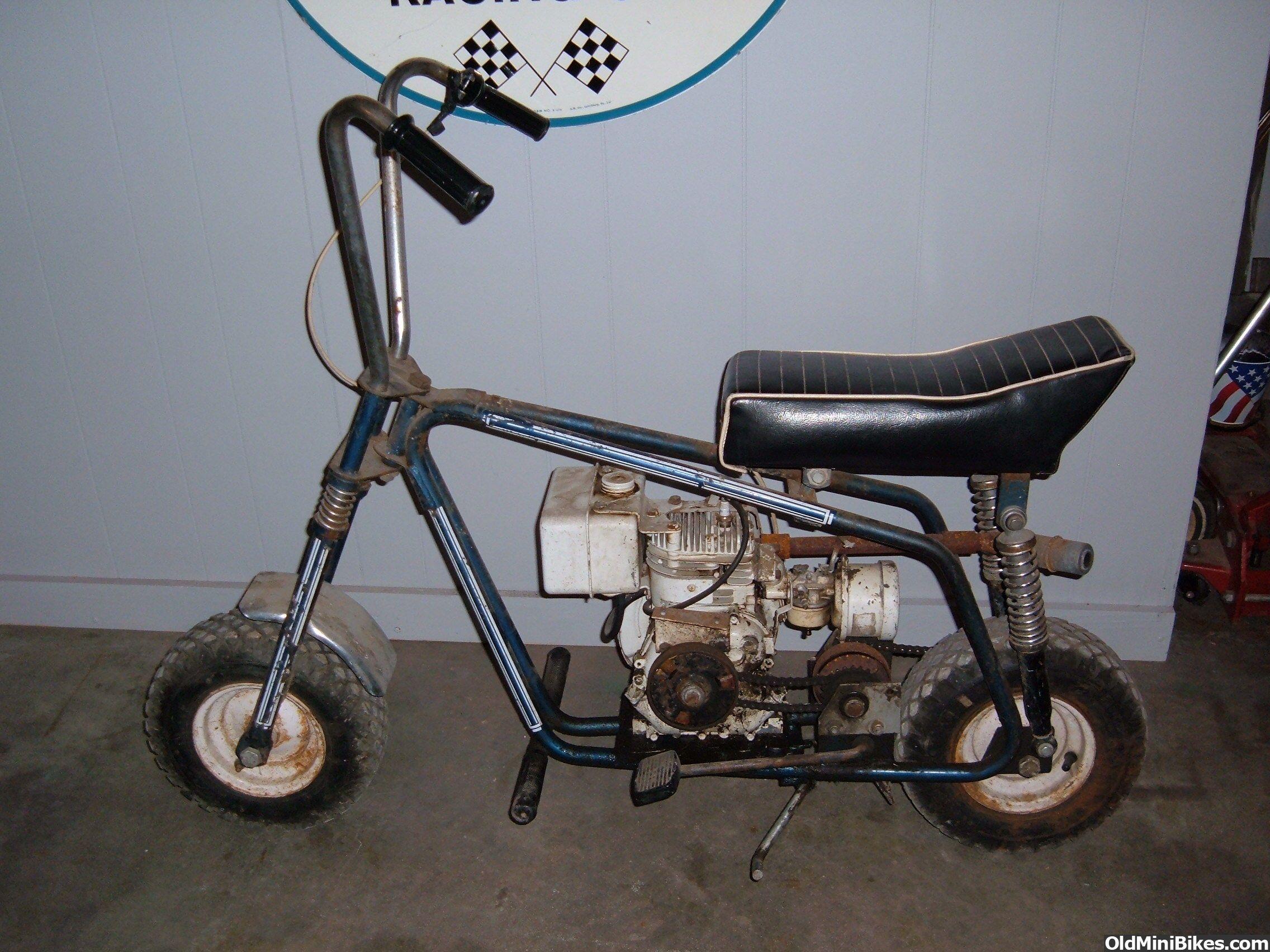 Sears Mini Bike Oldminibikes Com Forum Mini Bike Bike Vintage Bikes