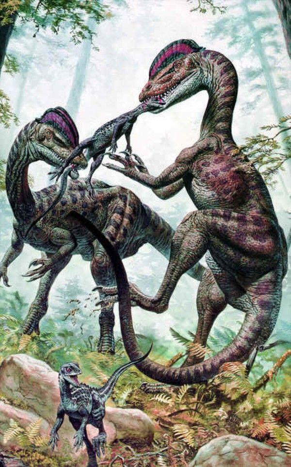 Venator on Prehistoric animals, Prehistoric