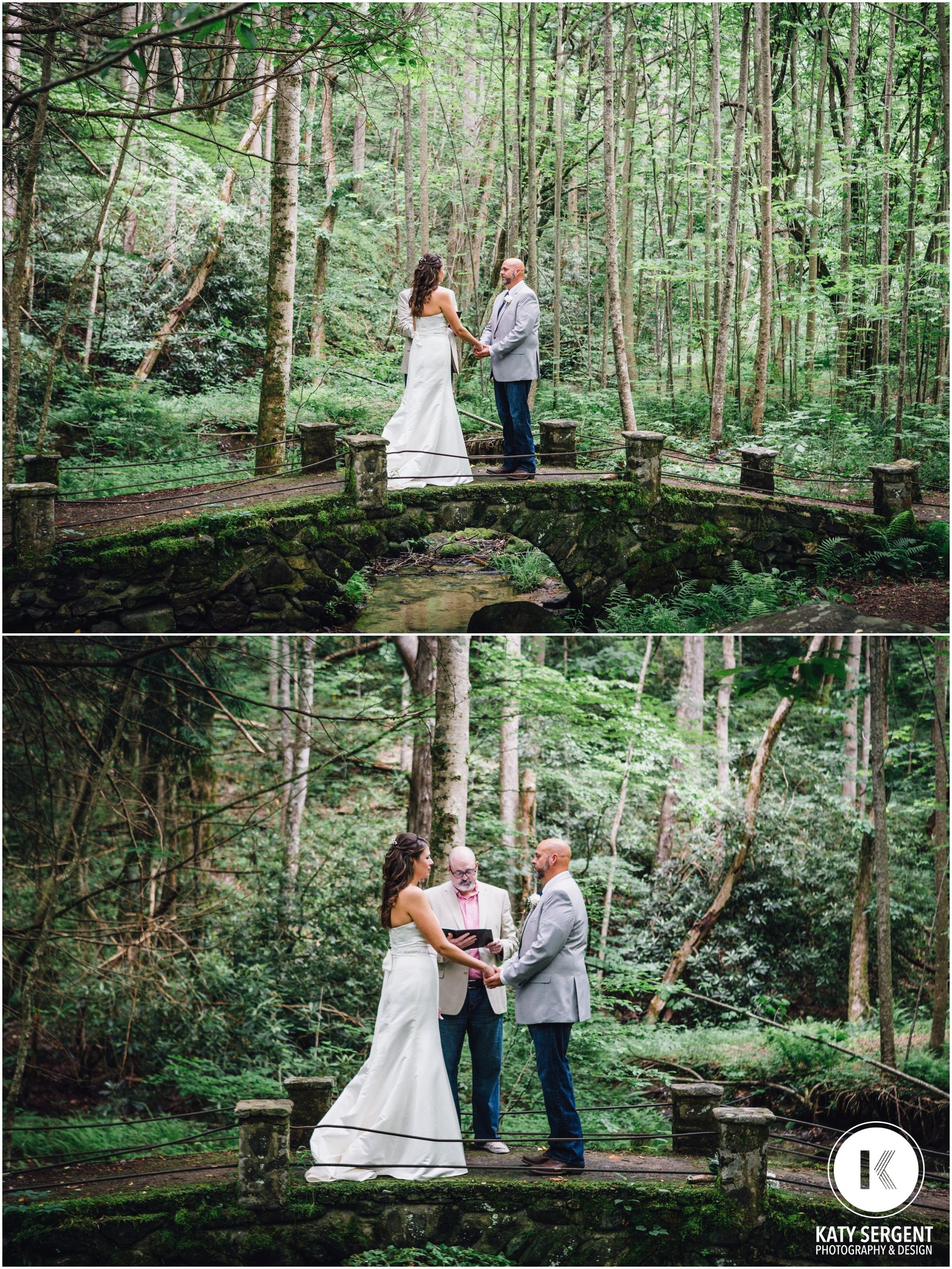 Gatlinburg Tn Rob Amy S Smoky Mountain Wedding Smoky Mountain Wedding Mountain Wedding Gatlinburg Weddings