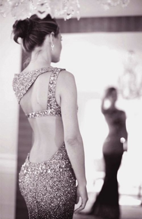 cdc5313781ce7a Love the back of this gown!  ) (and of course...the sparkles!)  )