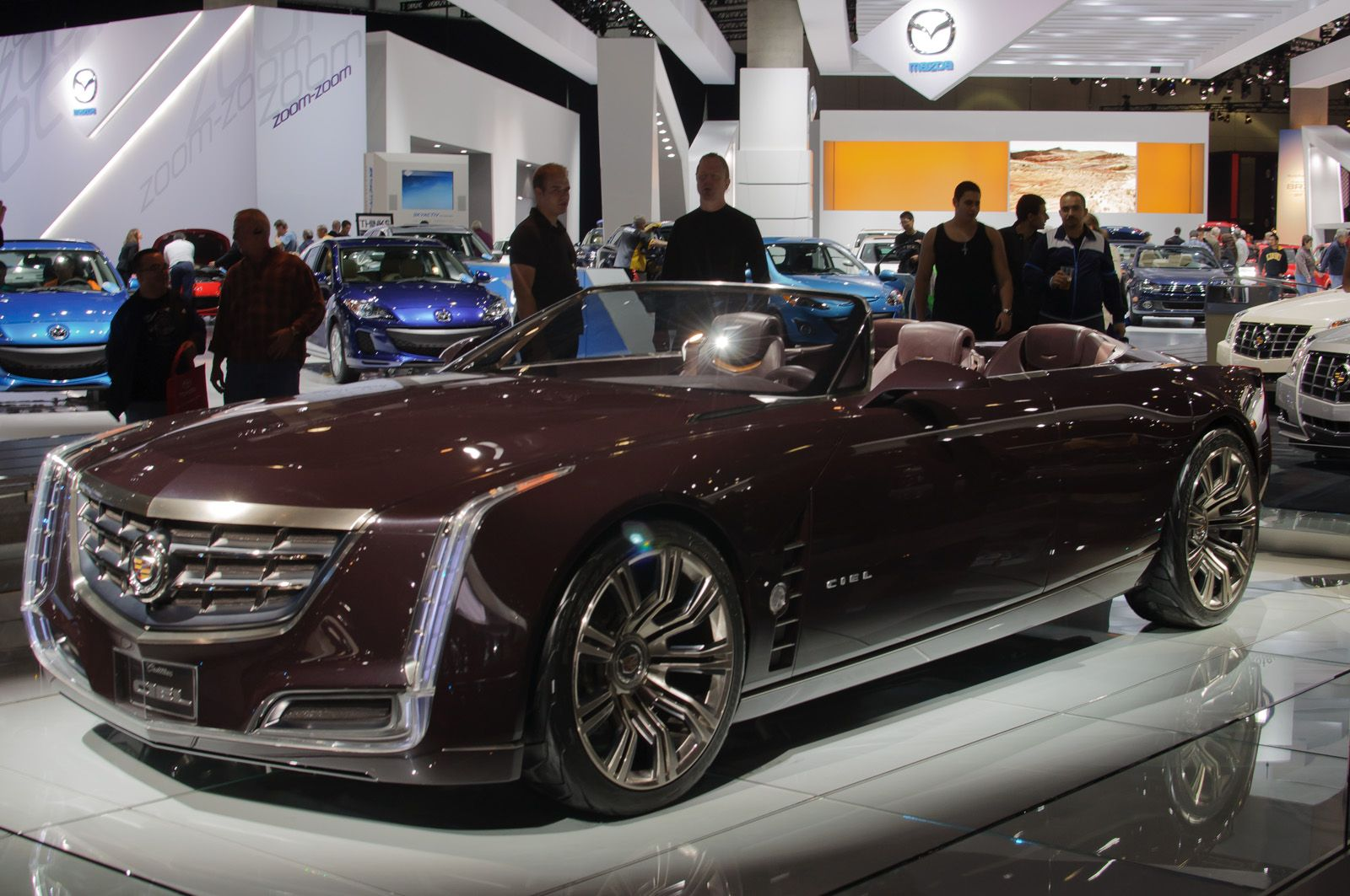 cadillac ciel concept flickr skinnylawyer jpg auto rh pinterest co uk
