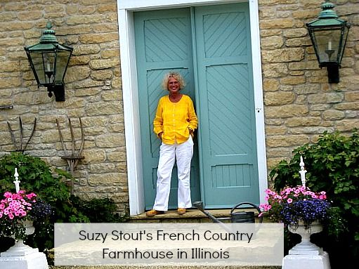 Designer Suzy Stout Selling French Country Farmhouse in Illinois ...
