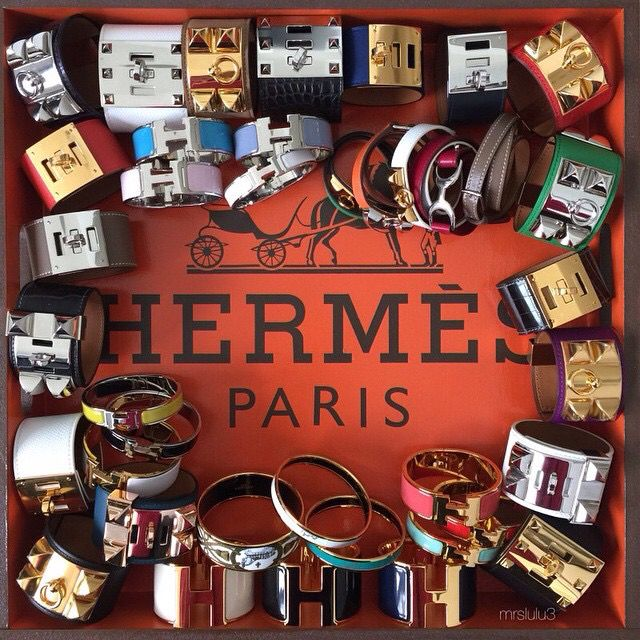 Hermes Arm Candy..