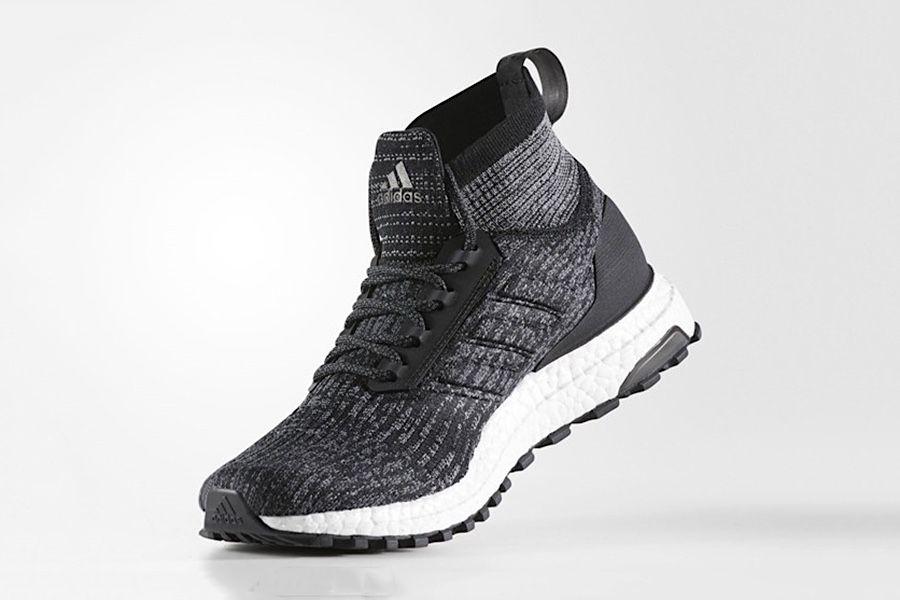 adidas Ultra Boost Mid ATR 'Dark Burgundy' | More Sneakers