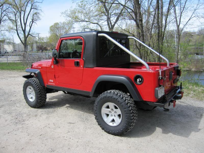Gr8 Half Top On My Lj Rubicon Jeepforum Com Jeep Truck Truck Top Jeep Unlimited