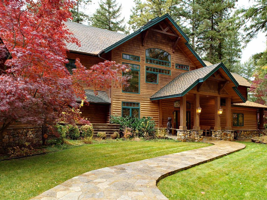 Estate vacation rental in lake coeur dalene from