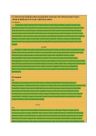 Kertas 3 Sejarah Jawapan Bab 5 Ting 4 Piagam Madinah Bab