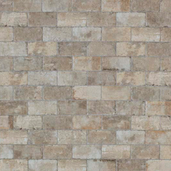 Chicago South Side 4x8 Reclaimed Brick Look Porcelain Tile Brick Look Tile Chicago Brick Tile Floor