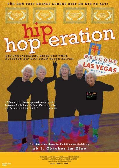 """""""Hip Hop-eration"""" von Bryn Evans. Mehr unter: http://www.kino-zeit.de/filme/hip-hop-eration"""