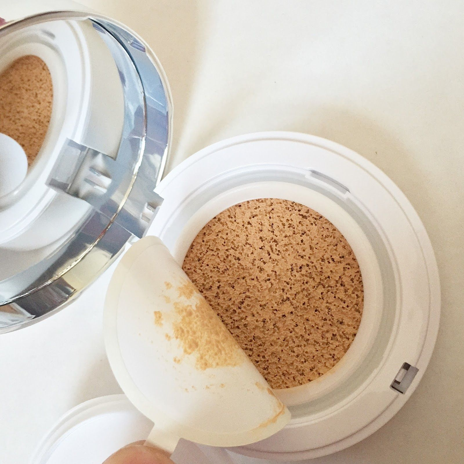 Words of Beauty: LANCOME MIRACLE CUSHION