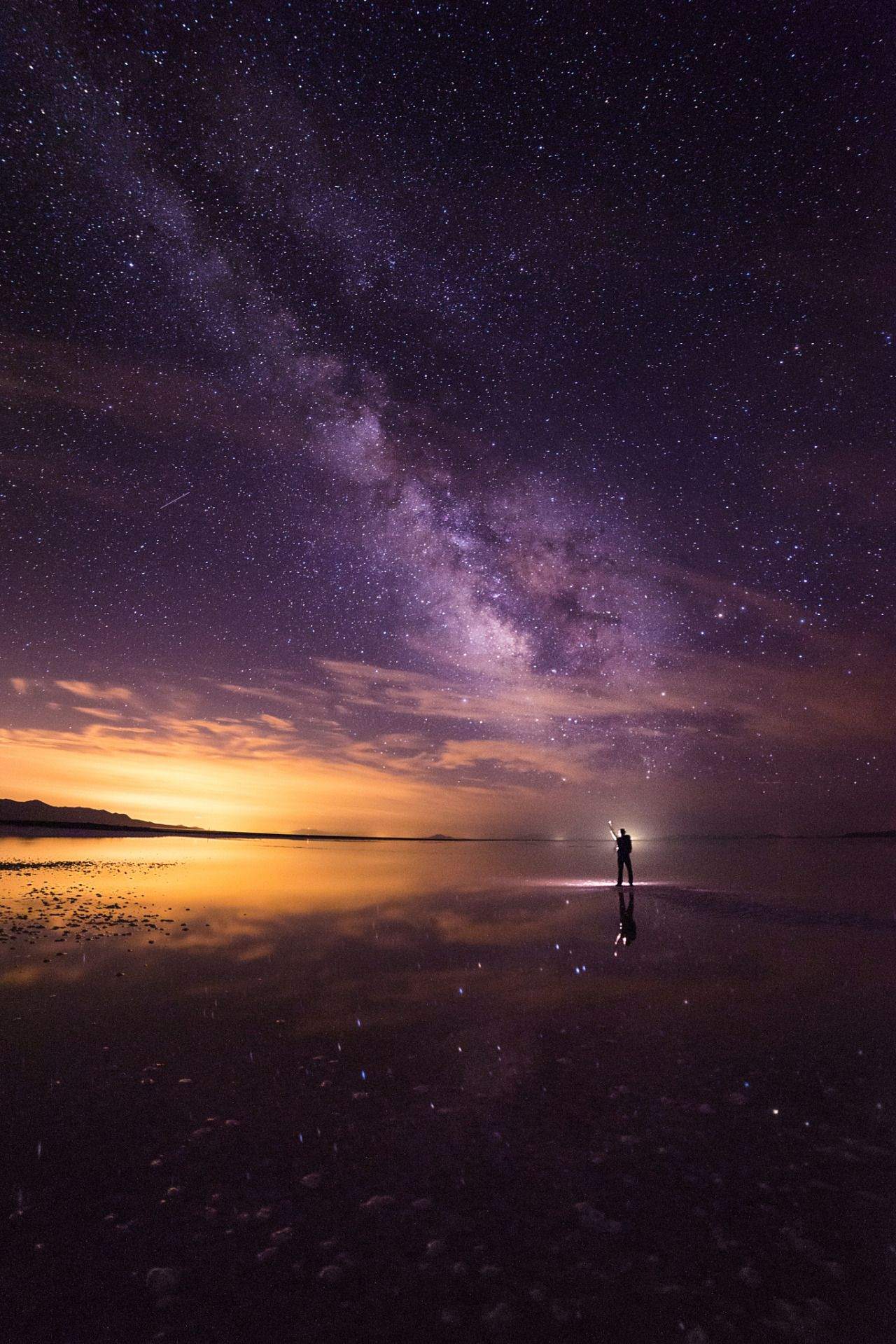 Milky way selfie at spiral jetty on 500px by prajit ravindran salt milky way selfie at spiral jetty on by prajit ravindran salt lake city usa publicscrutiny Choice Image