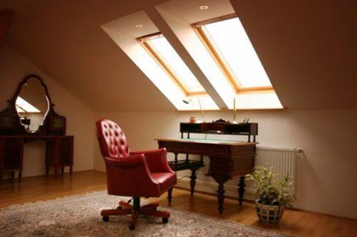 Attic  Loft Conversion Internal Gallery