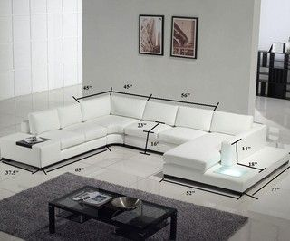 Sectional Modern Sectional Sofas Los Angeles By Vons