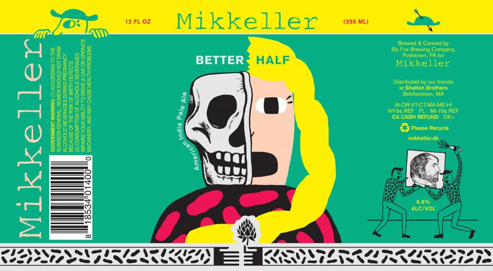 Mikkeller Better Half Cans