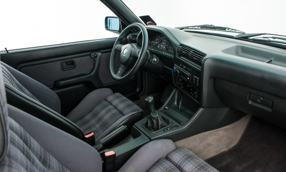 BMW E30 M3 Interior. Really brilliant looking thing. | BMW | Pinterest