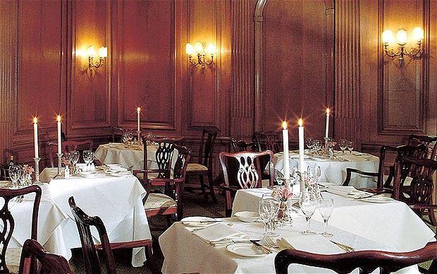 Dinner at Middlethorpe Hall: Lancaster and York (2013)
