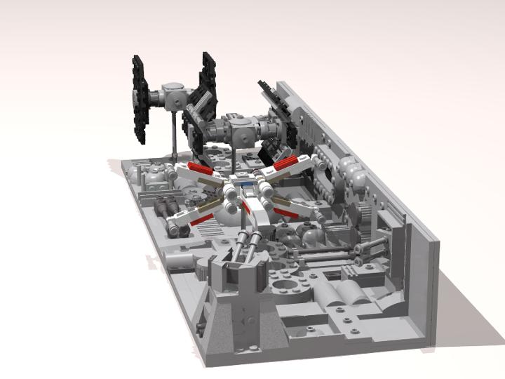 Bricklink Studio Lego Star Wars Mini Lego Soldiers Lego Star Wars