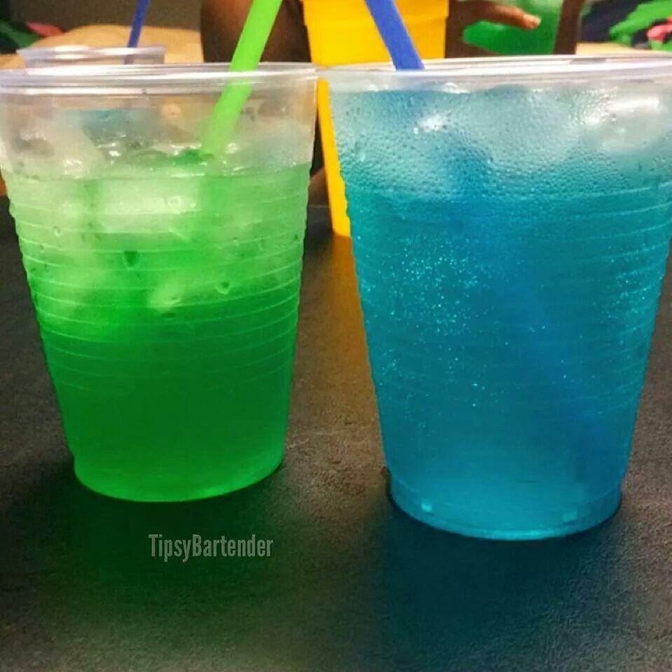 Green Latern Adios Motherf Cker Cocktail Recipes Tipsy Bartender Summertime Drinks