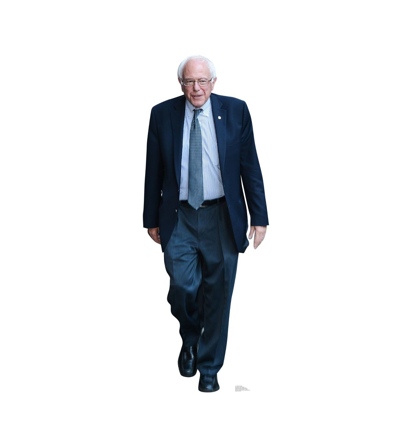 Bernie sanders life size cardboard cutout life size