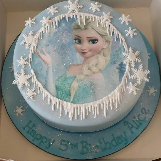elsa cake Cerca con Google frozen Pinterest Elsa birthday