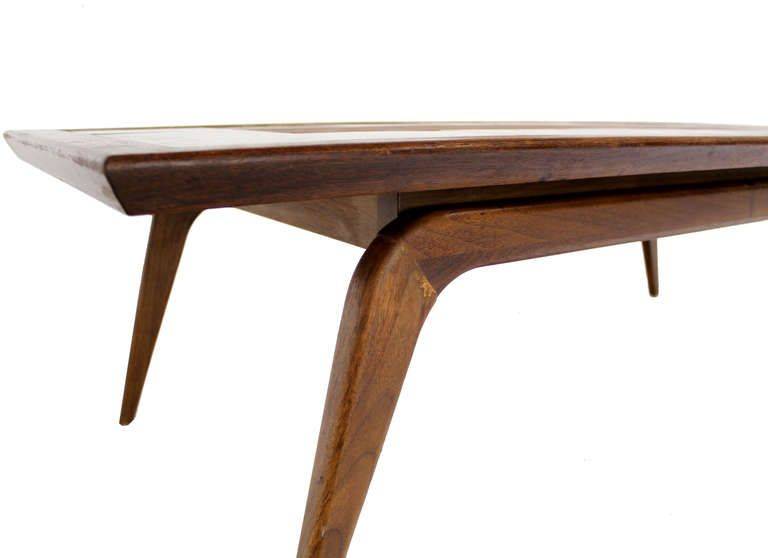 Beautiful Danish Modern Coffee Table With Gorgeous Danish Modern .