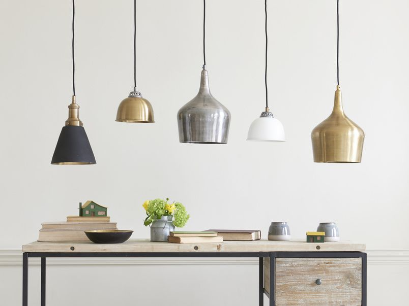 Foundry in pewter industrial style lighting black lamps and the inspiration for this pewter pendant lamp came from a moroccan tagine pot aloadofball Gallery