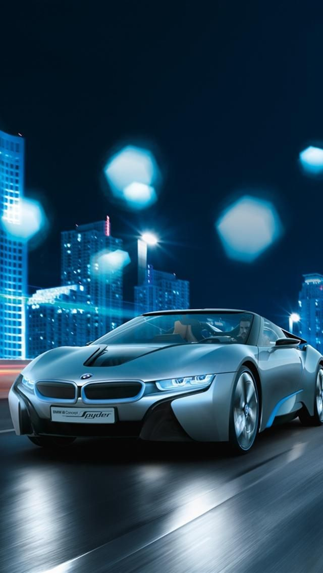Bmw I8 Iphone Wallpaper Wallpapersafari Bmw Bmw I8 Dream