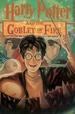 Hp And The Goblet Of Fire Ew S 7 Book Of 100 Best The More I