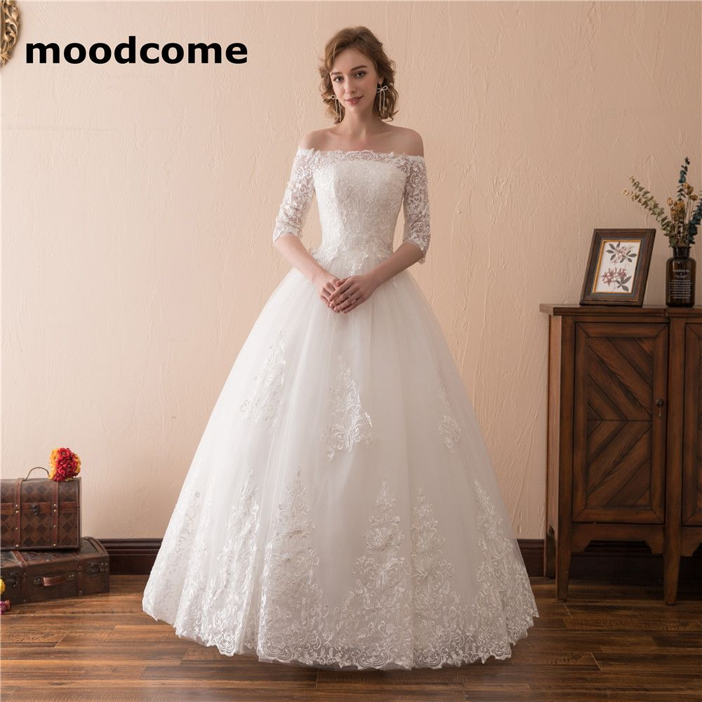 Cheap bridal gown buy quality illusion wedding dress directly from