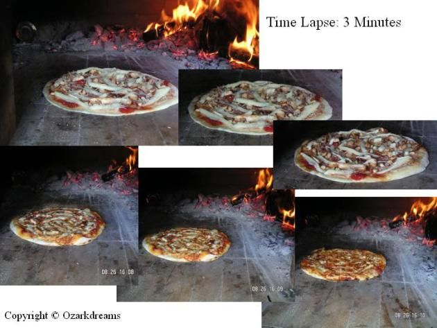 Pizza Oven Design Gas And Wood For Inside | ... How To Build A