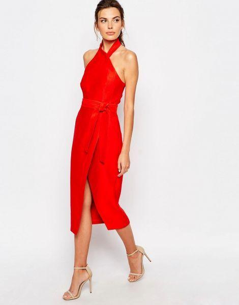 Vestidos de fiesta rojos 2017: ¡El color de la pasión con todo! Image: 9